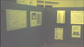 Exhibition Doncaster Central Library 1979